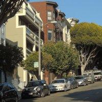 Улица в Сан-Франциско :: Алексей Меринов