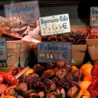 Искушение для любителей морепродуктов... :: Елена Даньшина