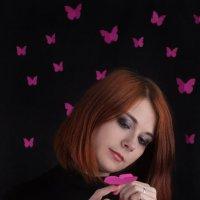 Бабочка :: Анастасия Заплатина