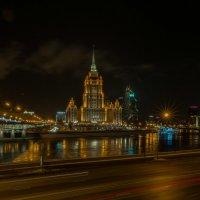 Ночной город. :: Светлана Григорьева