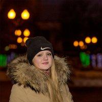 Ночной портрет :: Владимир Шашкин