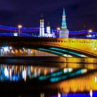 Ночная Москва :: Alex Bush