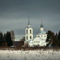 церковь 1809-1812 г. :: Сергей Розанов