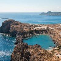 Бухта Святого Павла, Греция, о.Родос :: Оксана Гуляева