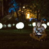 Мечта :: Дмитрий Лешуков