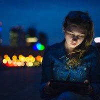 Ночная леди :: Дмитрий Лешуков