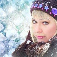 я и зима :: Элла Перелыгина