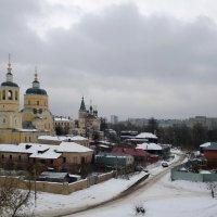 Январь. 31. :: Николай Дони