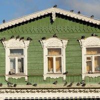 Дом в Коломне... :: Галина Кучерина