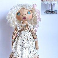 куклы ручной работы :: Ольга Гребенникова