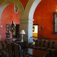 В холле отеля Europe Villa Cortes  5* :: Елена Павлова (Смолова)