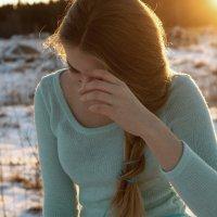 Русая коса - девичья краса :: Мария Истомина