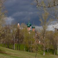 Пейзаж :: kolyeretka