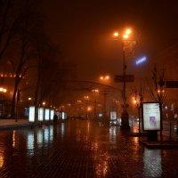 На Крещатике дождь... :: Валентина Данилова