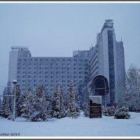 Готель зима :: Степан Карачко