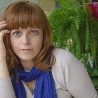 Олюшка :: Ксения Довгопол