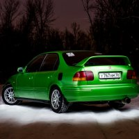 Honda Civic :: Михаил