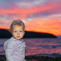 Рассвет и закат :: Анастасия Стробыкина
