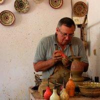 Болгарский гончар :: Елена Даньшина