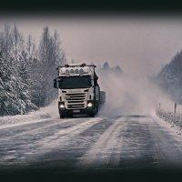 Дороги в Финляндии. :: Валерий Стогов