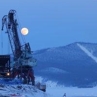 ...и снова про Луну... :: Сергей Щелкунов