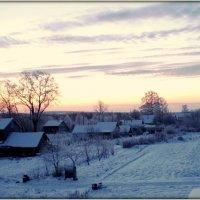Деревня. :: Андрей Русинов