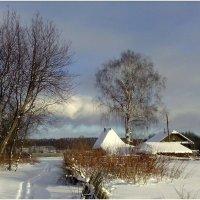 Вятская деревня. :: Андрей Русинов