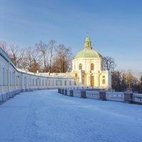 Меншиковский дворец. :: Ирина Нафаня