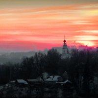 Январский вечер! :: Владимир Шошин