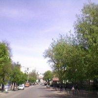 Городской пейзаж :: Миша Любчик