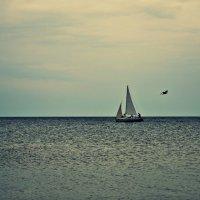Яхта, парус... :: M A R I N E R