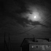 Ночь заполярья :: Konstantin Azarov