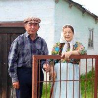 старики :: Анюта Плужникова