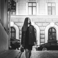Galina Polinskaja :: Boris Svetsin