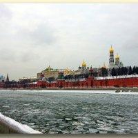 Златоглавая в феврале ... :: Николай В. Кушниренко™