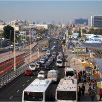 Авто трасса на Тель Авив :: Борис Херсонский