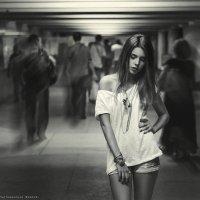 Чёрно-белые мысли :: Дмитрий Бегма