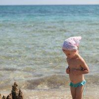 Замки из песка :: Anna Lipatova