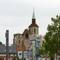 Яркий дом в Брауншвейке. Германия. :: Alex Boo