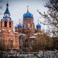 Церковь в Ликино-Дулёво :: Геннадий Хоркин