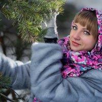 Зимние прогулки :: Алексей Смирнов