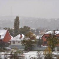 первый снег :: Ник Карелин