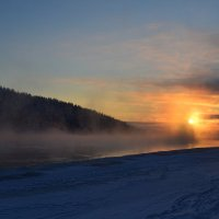 В розовом тумане :: Ольга