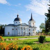 Воскресенская церковь, Батурин :: Николай Хондогий