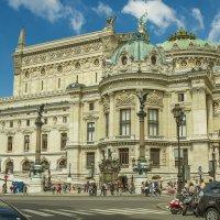 Гранд-Опера в Париже :: leo yagonen