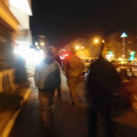 Тени ночного города :: Alexander Borisovsky