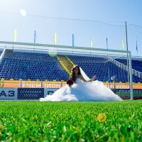 Невеста на отдыхе :: Эрнест Грутцин