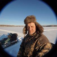 Охотник №3 :: Евгений Золотаев