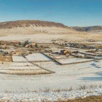 Село Большое Озеро :: Сергей Винтовкин