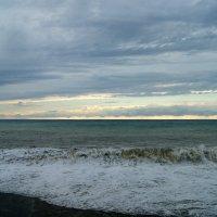 Вечер у моря :: nika555nika Ирина